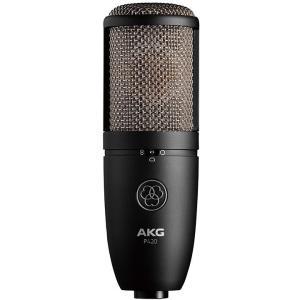 《新生活応援セール!ポイントアップ!》AKG Project Studio Line Series  P420 (コンデンサーマイク)(送料無料)(マンスリープレゼント)(ご予約受付中)|honten