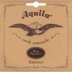Aquila AQ-SR ソプラノ用 ウクレレ弦  (ネコポス) honten