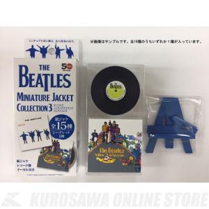 The Beatles ビートルズ ミニチュアジャケットコレクション第三弾 (ミニチュアレコード)|honten