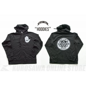 Blast Cult Hoodies Black SIZE S(身丈64cm / 身幅49cm / 肩幅45cm) (パーカー)|honten