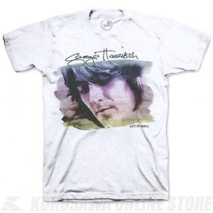 Bravado George Harrison Let It Roll Tee L [ICA-A-28450] (ジョージ・ハリスン)(Tシャツ)|honten