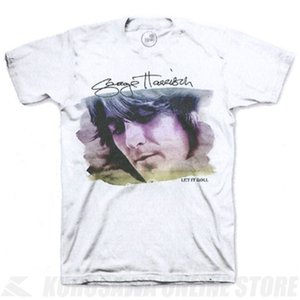 Bravado George Harrison Let It Roll Tee M [ICA-A-28449] (ジョージ・ハリスン)(Tシャツ)|honten