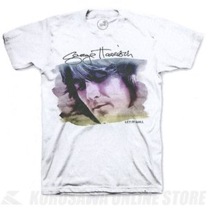 Bravado George Harrison Let It Roll Tee S [ICA-A-28448] (ジョージ・ハリスン)(Tシャツ)|honten