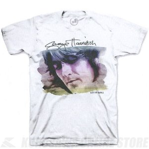 Bravado George Harrison Let It Roll Tee XL [ICA-A-28451] (ジョージ・ハリスン)(Tシャツ)|honten