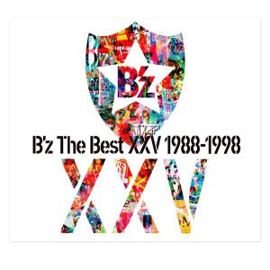 「B'z The Best XXV 1988-1998」 通常盤 [CD2枚組] (BMCV-8038〜8039)|honten