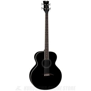 DEAN EAB Bass / Acoustic/Electric Bass - Classic Black [EAB CBK](アコースティックベース)(送料無料)(お取り寄せ)|honten