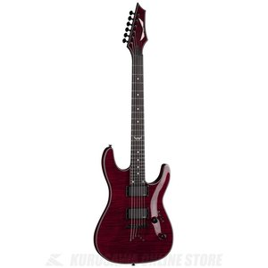 DEAN Custom / Custom 450 Flame Top w/EMG- Scary Cherry [C450 FM SC](お取り寄せ) (マンスリープレゼント)|honten