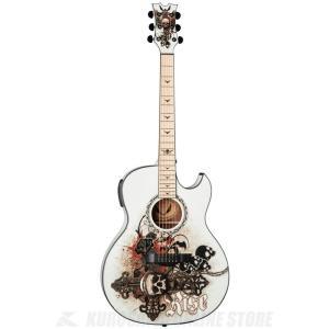 DEAN Exhibition A/E W/ APHEX / Exhibition A/E w/Aphex - Resurrection [EX RES](アコースティックギター)(送料無料)(お取り寄せ)|honten