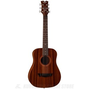 ●DEAN Flight Mahogany Travel Guitar w/Gigbag Item ...