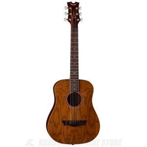 ●DEAN Flight Bubinga Travel Guitar w/Gigbag Item I...