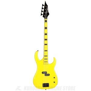 ●DEAN Custom Zone Bass Series / Custom Zone - Yell...