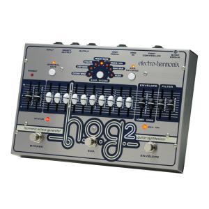 Electro Harmonix H.O.G.2《ギターシンセサイザー》【送料無料】【マーキングシールプレゼント】