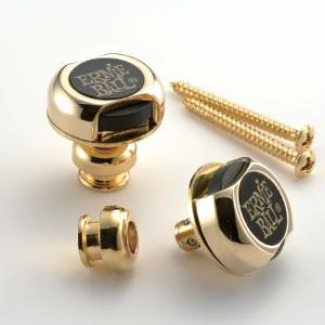 Ernie Ball 4602 LOCK PIN Gold (ストラップロックピン)|honten