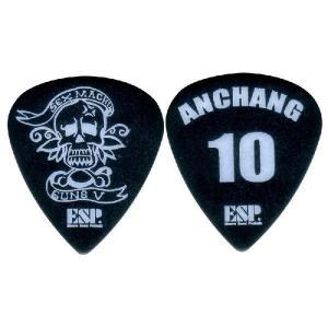 ESP Artist Pick Series SEX MACHINEGUNS ANCHANG PICK PA-MA10 ピック(100枚セット) honten