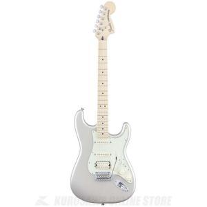 Fender Deluxe Strat HSS, Maple Fingerboard, Blizza...