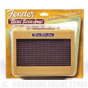 Fender Mini '57 Twin-Amp, Tweed (ミニアンプ) honten