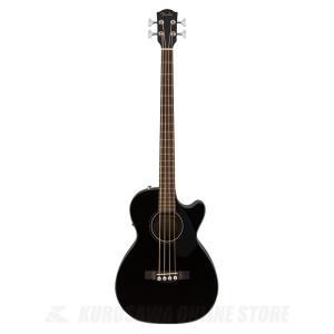 Fender CB-60SCE BLK Black [0970183006] (アコースティックベース) (送料無料)《ご予約受付中》|honten