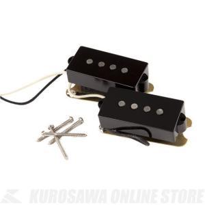 Fender Custom Shop '62 Precision Bass Pickup, Black (ピックアップ/プレシジョンベース用)|honten