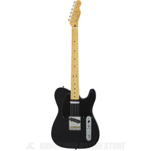 Fender Made in Japan Traditional MIJ 50s Telecaster , Maple, Black [5350502306] (エレキギター/テレキャスター)(ご予約受付中)|honten