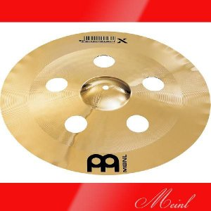 Meinl マイネル generation X China Crash Cymbal 17