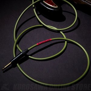 KAMINARI CABLE ELECTRIC BASS Cable K-BC5SS(5m/SS) (ベース用シールド)|honten