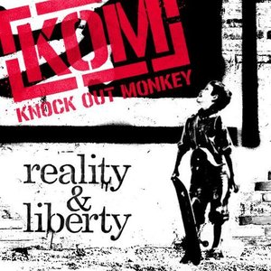 KNOCK OUT MONKEY reality & liberty (QCL-014)  (ネコポス)|honten
