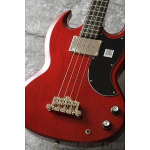 Epiphone EB-0 Bass (Cherry)[EBG0CHCH1](送料無料)(マンスリープレゼント)|honten
