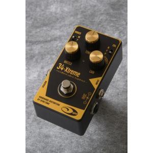 Ovaltone 34-Xtreme (エフェクター/ディストーション)(送料無料)|honten