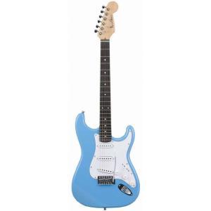 Photogenic ST-180/UBL (U-Blue)(エレキギター)(送料無料)(入門用・初心者に人気!) [ST-180] honten