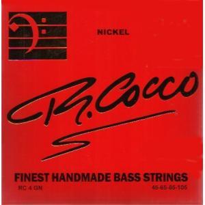 R.Cocco RC 4 G ? Nickel (45-105)(ベース用弦) (ネコポス) honten