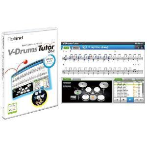 《期間限定!ポイントアップ!》Roland DT-1 V-Drums用練習ソフトウェア honten
