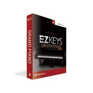 《新生活応援セール!ポイントアップ!》TOONTRACK EZ KEYS / GRAND PIANO イージー・キー/グランドピアノ(送料無料)(マンスリープレゼント)|honten