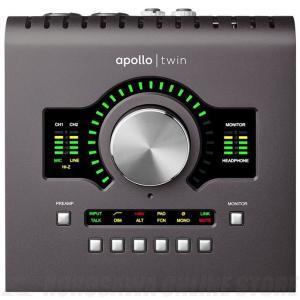 UNIVERSAL AUDIO APOLLO TWIN MK2 SOLO (オーディオインターフェイス)(送料無料)|honten