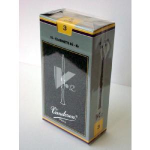 Vandoren バンドレン V12 B♭クラリネット用 (10枚入り)|honten
