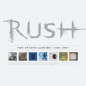 RUSH ラッシュ THE STUDIO ALBUMS 1989-2007 (7CD Box Set) (輸入盤) (初回限定)|honten