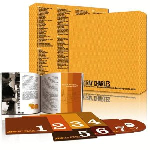 レイ・チャールズ Pure Genius: The Complete Atlantic Recordings 1952-1959 (7CD)|honten