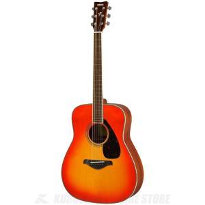 YAMAHA FG820 AB (オータムバースト) (アコースティックギター)(送料無料)(マンスリープレゼント)(ご予約受付中)|honten
