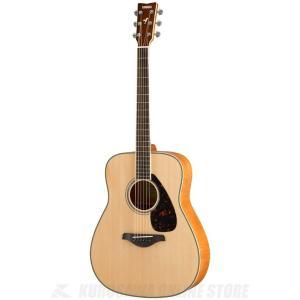 YAMAHA FG840 NT (ナチュラル) (アコースティックギター)(送料無料)(マンスリープレゼント)(ご予約受付中)|honten