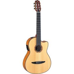 YAMAHA NX series NCX2000FM (Natural Gloss) (エレクトリッククラシックギター) 受注生産品|honten