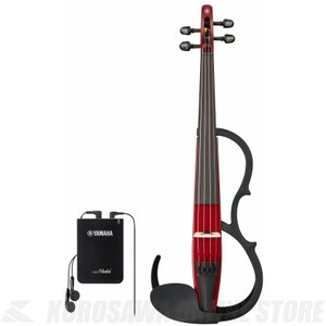 YAMAHA Silent Violin YSV104 RD (サイレントバイオリン) (送料無料) honten