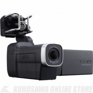 《新生活応援セール!ポイントアップ!》ZOOM Q8 Handy Video Recorder(ハンディビデオレコーダー)(送料無料)(マンスリープレゼント)|honten