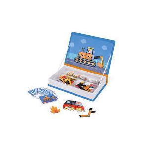 ビークル マグネットブック 知育玩具   (S:0040)|HonyaClub.com 雑貨館