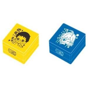 弱虫ペダル 書店限定つながるハンコセット 第1弾(S:0220) honyaclub