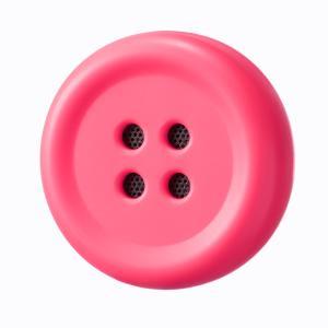 Pechat(ペチャット) ぬいぐるみをおしゃべりにするボタン型スピーカー ピンク おもちゃ クリスマスプレゼント (S:0040)|HonyaClub.com 雑貨館