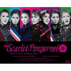 【ブルーレイディスク】THE SCARLET PIMPERNEL Blu−r/Blu−ray BOX/ (S:0270)|honyaclub