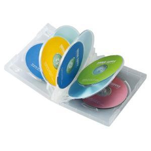 サンワサプライ DVDトールケース(8枚収納) DVD-TW8-03C (S:0230) honyaclub