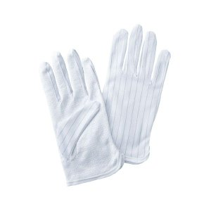 サンワサプライ 静電気防止手袋(滑り止め付き) TK-SE12M (S:0230)|honyaclub