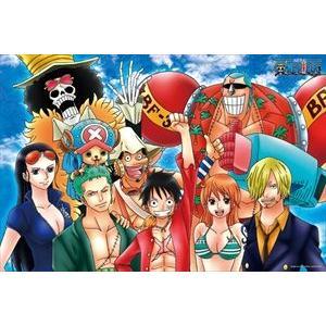 ワンピースパズル 九人の海賊たち 1000ピース (S:0150)|honyaclub