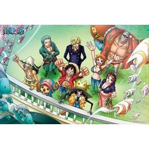 ワンピースパズル 魚人島へ出発!! 1000ピース (S:0150)|honyaclub