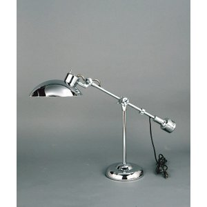EXECUTIVE LAMP CHROME エグゼクティブ ランプ  クローム ダルトン 100-259CR (S:0240)|honyaclub